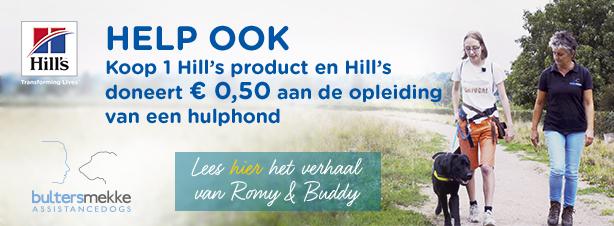 Donatie-Hill's-Dierapotheker-Bultersmekke